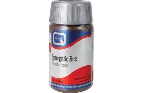 Quest Nutrition Synergistic Zinc & Copper 15mg 90 ταμπλέτες