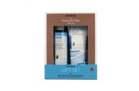 Korres Gift Set Αμπέλι Σαντορίνης Γαλάκτωμα Σώματος 200ml + Δώρο Αφρόλουτρο 250ml