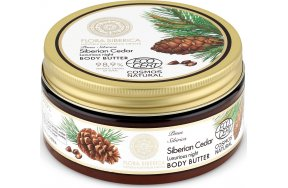 FLORA SIBERICA Siberian Cedar Luxurious Night Body Butter 300ml