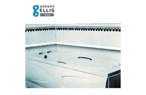 Gordon Ellis & Co Σετ Μπάρες για Μπάνιο