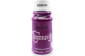 Power Health Drink It Immuvit Shot 60ml Πορτοκάλι