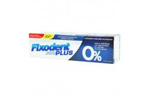 FIXODENT PLUS PRO 0% 40G