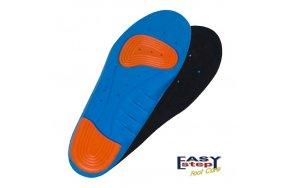 Easy Step Foot Care Πάτοι Σιλικόνης Ανατομικοί Runner Super Soft (ζευγάρι)