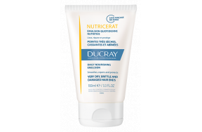 Ducray Nutricerat Intense Nutrition Daily Emulsion Very Dry & Damaged Ends 100ml