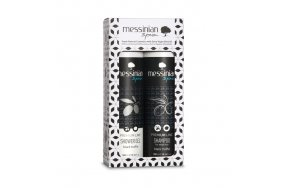 Messinian Spa Premium Line Shower Gel Black Truflle 300ml & Shampoo 300ml