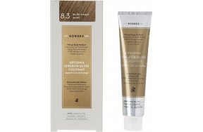 Korres Abyssinia Superior Gloss Colorant 8.3 Ξανθό Ανοιχτό Χρυσό 50ml