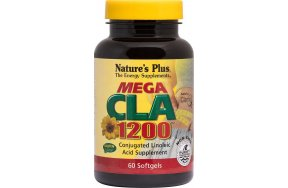 Nature's Plus Mega CLA 1200mg 60 μαλακές κάψουλες