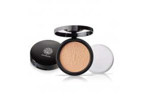 GARDEN 04 HONEY HONEY MATTE COMPACT POWDER