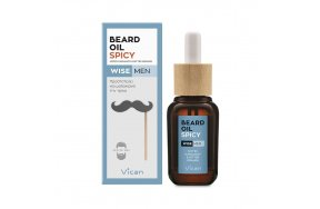 VICAN WISE MEN - BEARD OIL SPICY 30ML