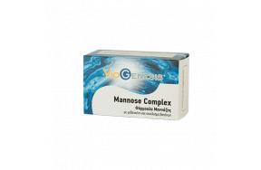 VIOGENESIS MANNOSE COMPLEX 555MG 60CAPS