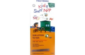 Frezyderm Kid's Sun Nip Spf50 175ml