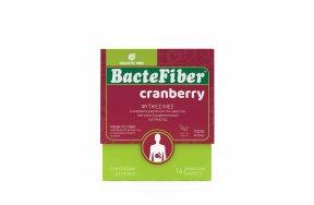 Holistic Med Bactefiber Cranberry Organic 14 φακελίσκοι x 5.5gr