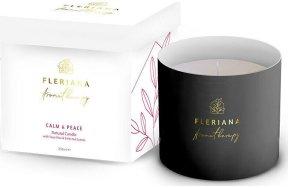 Power Health Αρωματικό Κερί Fleriana Aromatherapy Calm & Peace 235gr