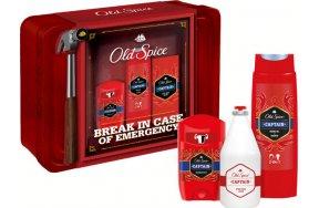 Old Spice Break in Case of Emergency