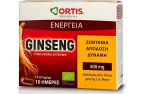 Ortis GINSENG ENERGY 150ml