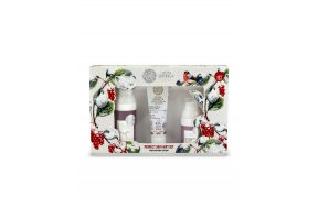 NATURA SIBERICA PERFECT SKIN SNOW CLADONIA GIFT SET