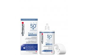 ULTRASUN ANTI-AGE BRIGHTENING + ANTI-POLLUTION FLUID SPF50+ 40ML