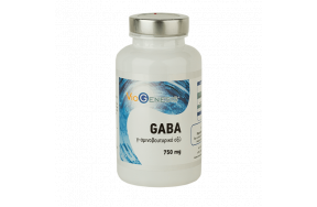 VIOGENESIS GABA 750MG 100CAPS