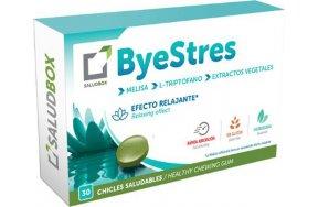 Saludbox ByeStres 30 μαλακές κάψουλες