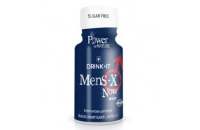 POWER DRINK IT MENS-X NOW 60ML