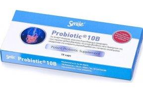 Smile Probiotic 10 B 10 caps