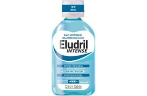 Elgydium Intense Freshness Alcohol-Free Mouthwash 500ml