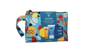 Apivita Suncare Anti-Spot Face Sun Cream SPF50 Summer Gift Set