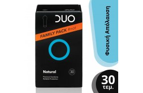 Duo Νatural Family Pack #not 30τμχ