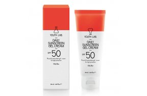 Youth Lab Daily Sunscreen Gel Cream Spf 50  (Oily Skin) 50ml