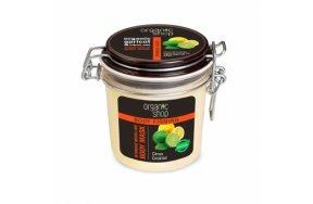 Organic Shop Body Mask Citrus Coctail , Μάσκα Σώματος για Εντατική Σμίλευση , 350 ml