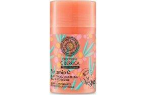 Natura Siberica Oblepikha C-berrica Vitamin C Renewal Foaming Face Powder 35gr