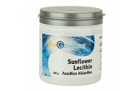 VIOGENESIS SUNFLOWER LECITHIN 300GR