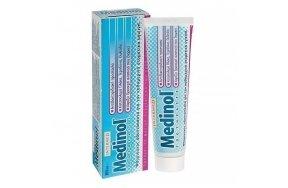 Intermed Medinol Toothpaste Φθοριούχος Οδοντόκρεμα 100ml