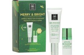 Apivita Merry & Bright Set Bee Radiant SPF30