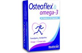 Health Aid Osteoflex & Omega 3 Dual Pack 30 κάψουλες & 30 ταμπλέτες
