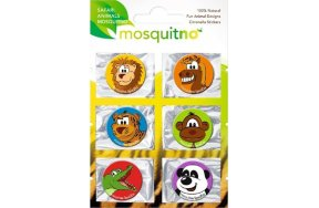 MosquitNo Safari Animals Παιδικά 6τμχ