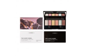 Korres Volcanic Minerals Eyeshadow Palette The Candy Nudes