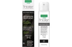 Homocrin Tricolor Spray Black