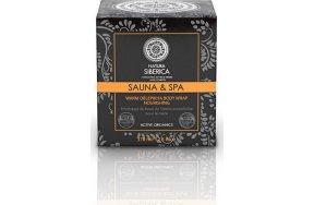 Natura Siberica Sauna & Spa Warm Oblepikha Body Wrap Nourishing 370ml