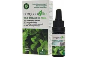 Oregano 4 Life Wild Oregano Oil 100% 10ml