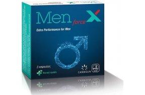 Cannsun Medhel MENforceX 2 κάψουλες