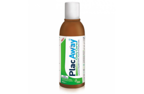 PlacAway Daily Strong Στοματικό διάλυμα,.500ml