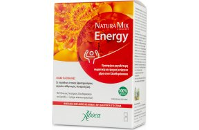 Aboca Natura Mix Advanced Energy 20 φακελίσκοι