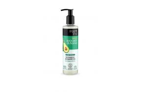 Natura Siberica Organic Shop Repairing Shampoo Avocado & Honey 280ml
