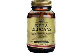 Solgar Beta Glucans 60 ταμπλέτες