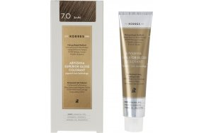 Korres Abyssinia Superior Gloss Colorant 7.0 Ξανθο 50ml