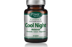 Power Health Classics Platinum Cool Night 30 ταμπλέτες