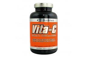 Anderson Vita-C Vitamin C 1000mg 100tabs