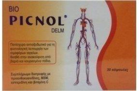 Medichrom Bio Picnol Delm 30 κάψουλες
