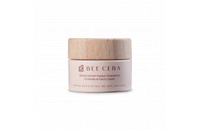 Bee Cera Exfoliative Face Cream Jojoba Pearls & Apricot Kernel 50ml